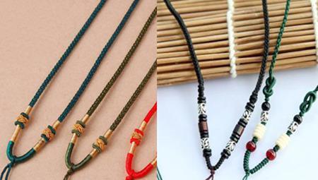 一根绳编法大全图解 用简单的方法编织红.