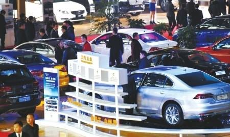 第二届泸州国际车展明日开幕 近千款车型亮相川南最大车展