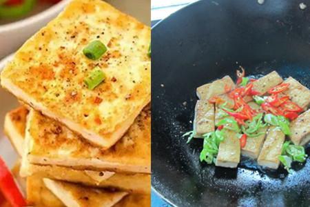 减肥可以吃煎豆腐吗 这样煮减重人士也可以吃
