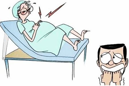 准妈妈遇难产,宫口僵硬不张开,对付难产,医生有绝招!