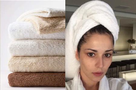 用毛巾怎么包头发 几点诀窍方便实用