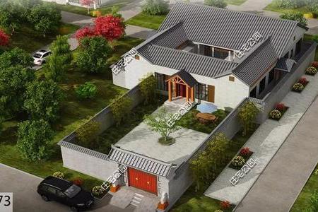 10套别墅户型农村建筑图,8到15米宽全都别墅a别墅全套德国图片