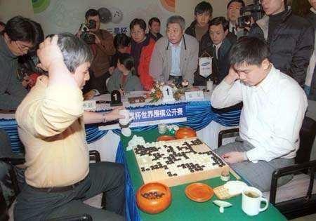 国际大赛30载之外战英雄(上)常昊咬定青山 古力扭转乾坤