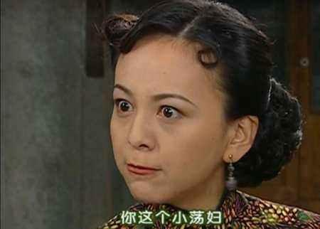《情深深雨蒙蒙》依萍被梦萍打耳光,就能看出如萍的心机有多重图片