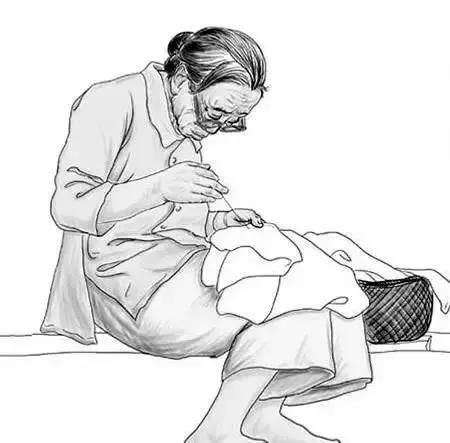 母亲感人_把碗留给母亲洗! (文章很短, 却很感人)