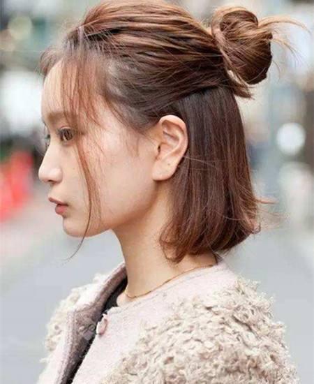 2018流行发型,这3款不挑人还减龄,过年就剪这发型了!图片