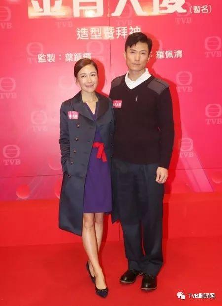 入行25年,苦熬18年配角,TVB新剧《金宵大厦》终于担正男主角!