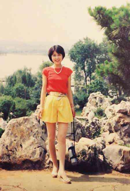 八十年代中国女性老照片, 想不到那时候中国女人这么美