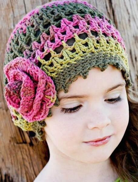 2018年来临,9种毛线帽子编织花样,总有一款宝妈会喜欢