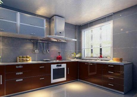 室内设计之功分区舞台篇厨房服化设计图图片