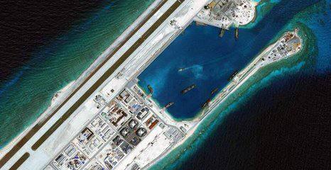 南海岛礁防卫建设步入正轨, 除强我国防外还有其他