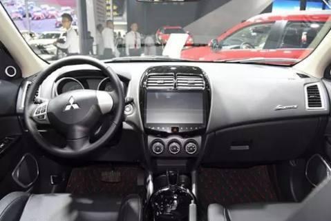 三菱新款SUV! 2.0L+CVT, 配置全, 售11万!