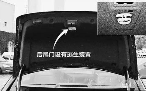 """车上的这个""""洞""""关键时刻能救命,新老司机都得知道!"""