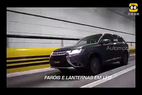 想买20万左右中大型SUV,等什么就它了!全新三菱欧蓝德震撼上市