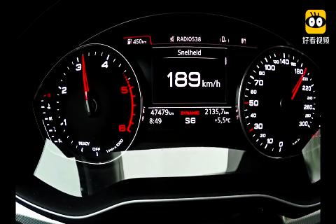实测奥迪A4,看看这辆车的<em>加速时间</em>有多快?