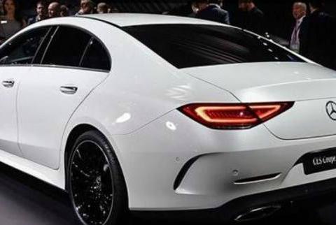 全新奔驰CLS亮相北京车展,还能捍卫住它最美奔驰的称号吗