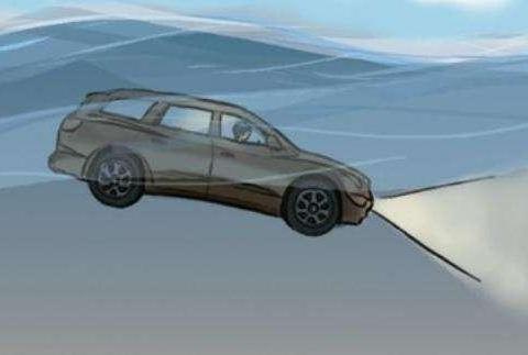 车子落水一个重要数据要记得:只有30-120秒的漂浮时间