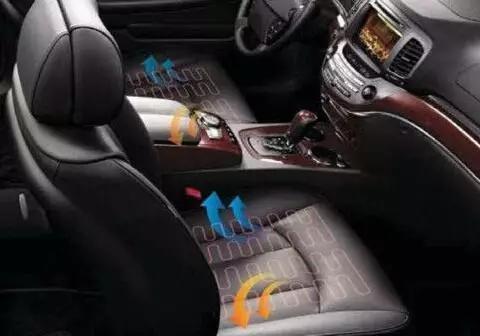 为什么许多车有<em>座椅加热</em>却没有<em>座椅</em>通风?