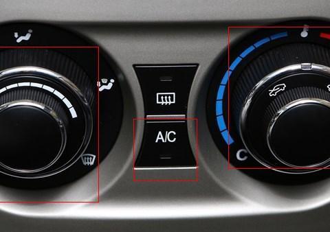 如何判断汽车空调制冷剂是否充足?