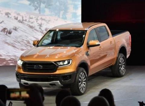 全新改款的福特Ranger正式亮相,重新进军美国市场