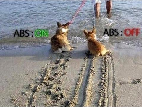 汽车配置表中的EBD,<em>ASR</em>,ABS,ESP到底啥关系?