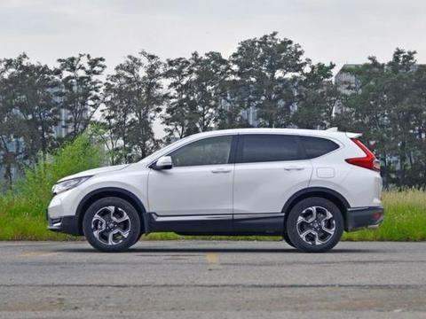 身披城市SUV开创者外衣 CR-V越野实力竟不堪一击