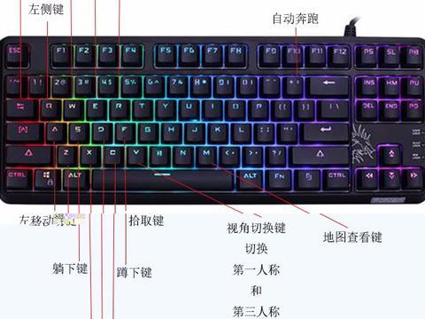 键盘 480_360图片