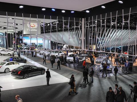 最新最全的2018全球车展时间都在这儿了