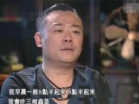 周立波像皇帝一般奢华生活,打瞎岳父双眼,网友:请收下我膝盖!