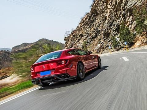 可以买菜可以飙车,6.3L V12,适时四驱7速双离合,四座跑车!