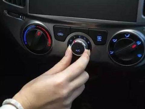 冬天开暖风耗油?那是你用错车内的一个键,怪不得你的油钱交不