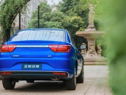 售价5.39-7.29万的自主家轿,ABS+<em>EBD</em>、ESC是标配