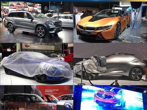 宝马X2等14款 2018北美车展探馆汇总!