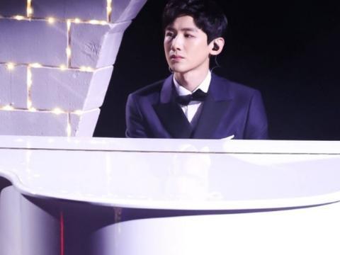 童话里的钢琴王子 白敬亭