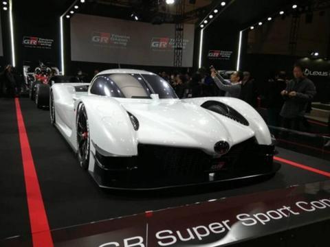 丰田推最高性能跑车,综合最大功率1000马力,你信不信?