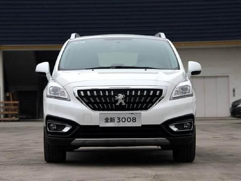 标致这款SUV搭1.6T发动机, 首付仅需6万元, 工信部综合油耗6.4L!