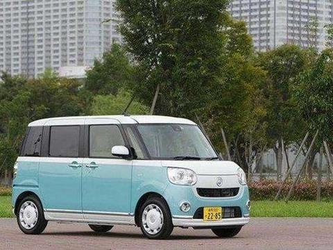 这辆面包车上市不到一个月卖出2万多台,女司机最爱的激萌汽车!