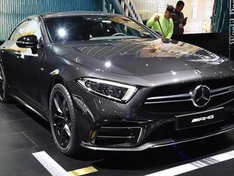 奔驰AMG家族新增53系列 三款新车率先发布