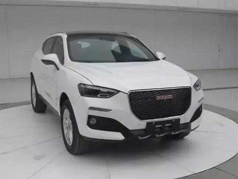 哈弗全新SUV来袭, 时尚酷炫超Q5,配置不输合资,8万起上市成爆款