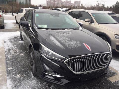 国产豪华轿车红旗H5,科幻风格仅售15万,逼格不输奥迪