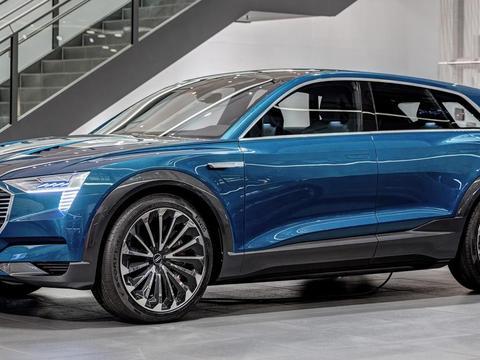 4.6秒破百,续航近500公里,奥迪旗下首款电动车型开启预售!