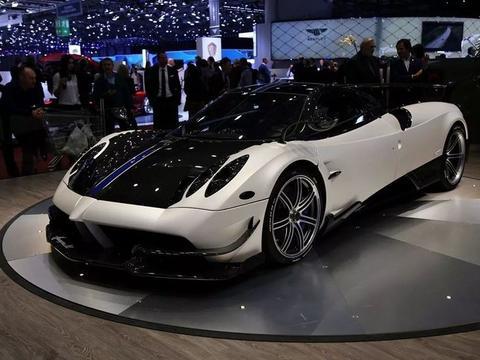 这台价值3000万的跑车外观不输法拉利动力性能不输布加迪威龙
