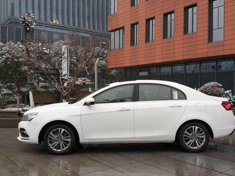 捷达首款SUV将上市,外观时尚,内饰舒适,能竞争吉利哈弗吗?