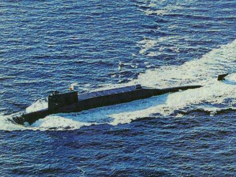 中国核潜艇一出港就被美军监控: 美军跟踪后发现不对劲却来不及了
