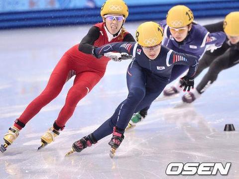 范可新两届冬奥500米无缘决赛 赛季低迷犯规众多!