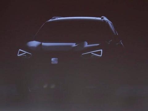 西雅特再发新车!第三款全新SUV Tarraco曝光!
