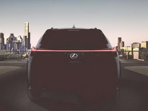 豪华品牌紧凑型SUV大乱斗!雷克萨斯全新UX预告图发布!