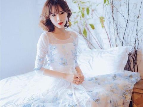 心理测试:你喜欢哪款仙女裙?测一下,你该如何才能桃花朵朵开!