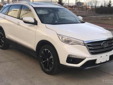 奔腾SENIA R9申报图 新车将亮相北京车展!