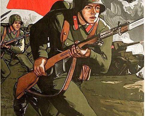 苏联红军在德国_在纳粹德军刺刀下生活的人们,而能救他们的只有苏联红军.